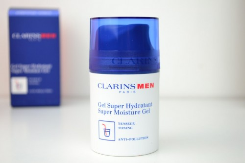 ClarinsMen Super Moisture Gel Review