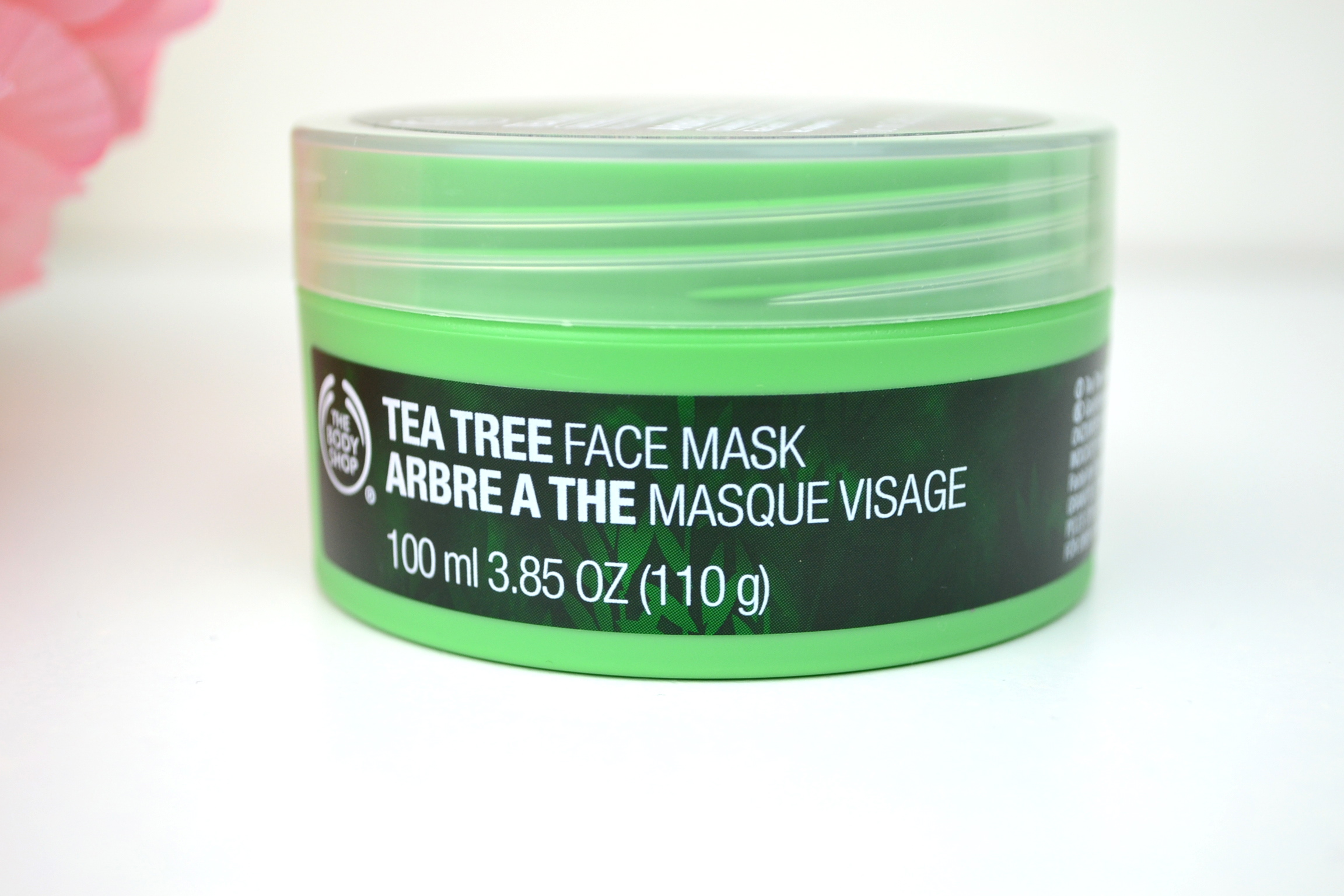 The Body Shop Tea Tree Face Mask
