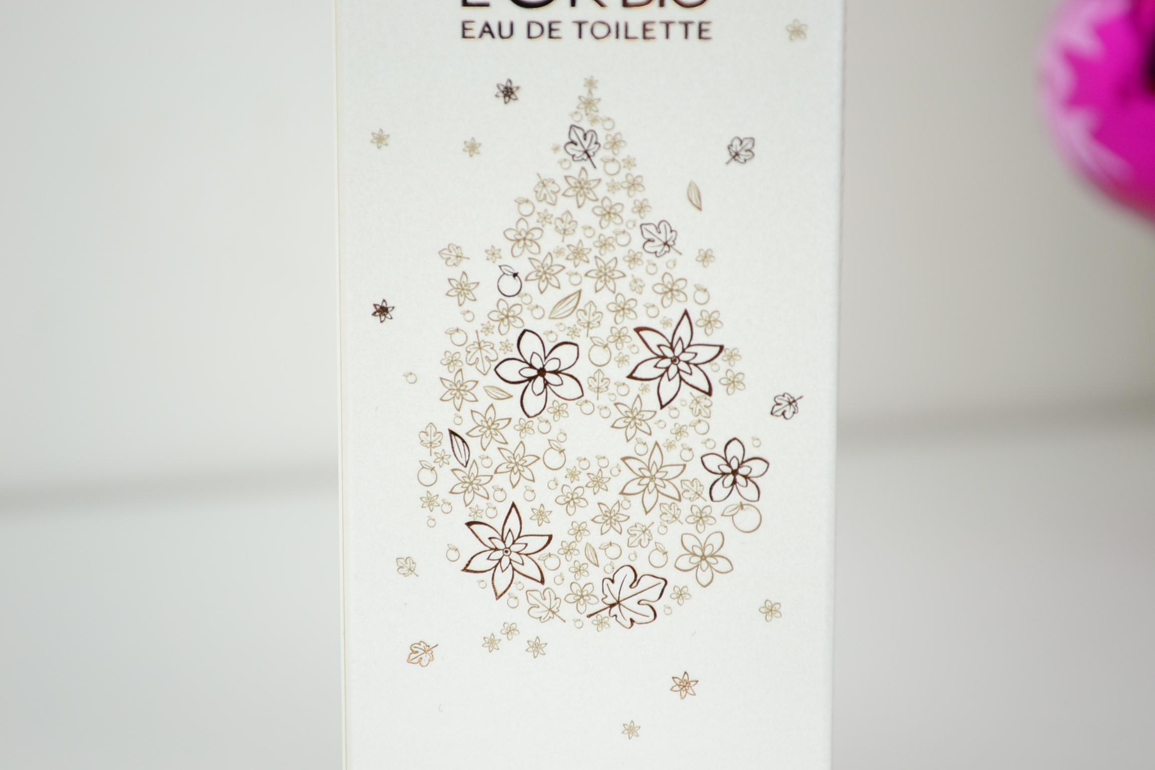 Melvita L'Or Bio Eau De Toilette