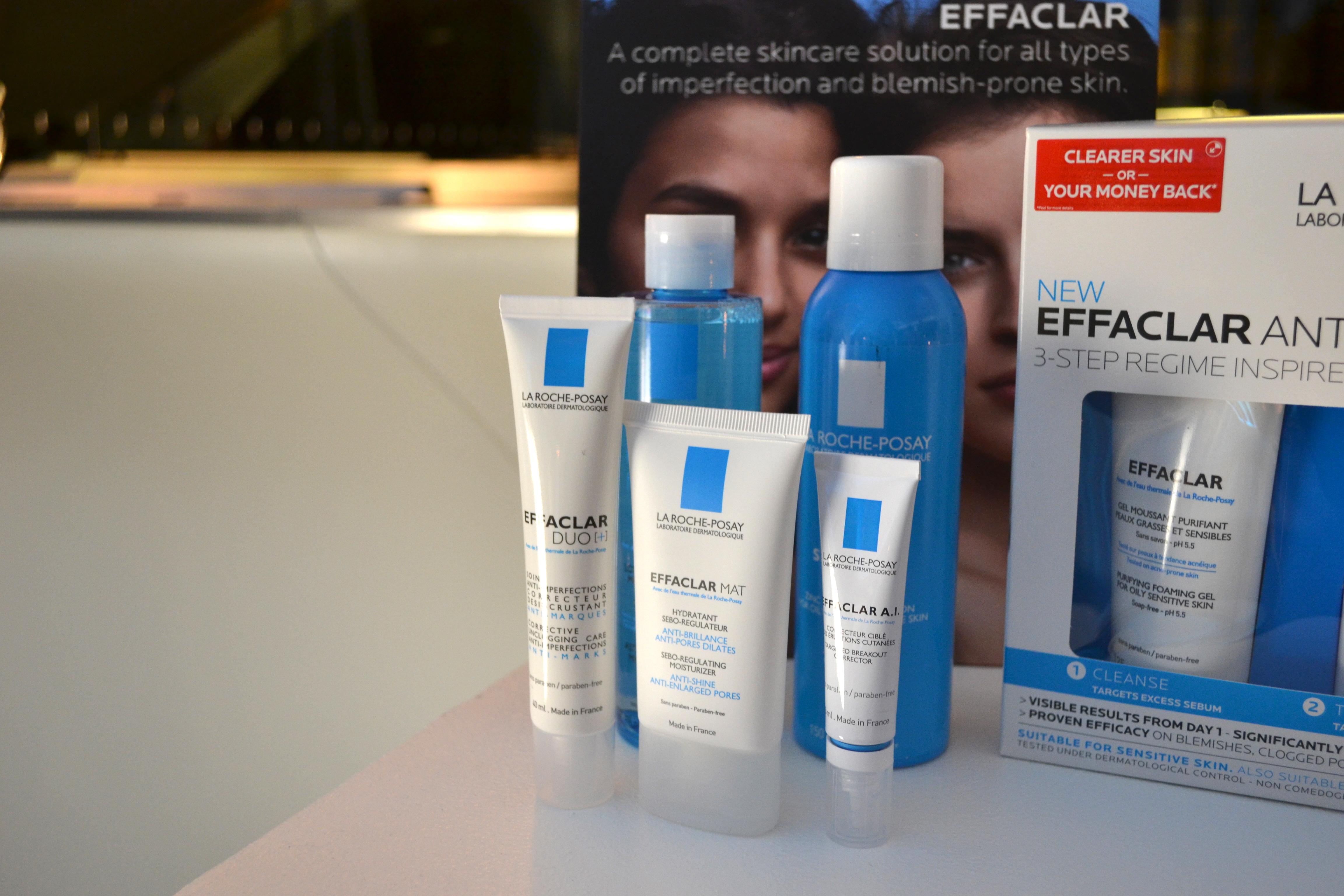 La Roche-Posay anti blemish gift set