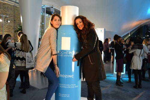 La Roche-Posay Press Event – Serozinc UK Launch #thesecretsout