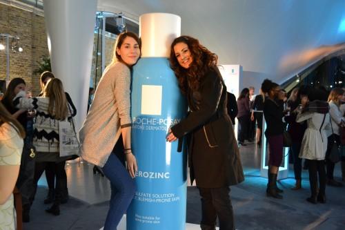 La Roche-Posay Press Event – Serozinc UK Launch #thesecretsout