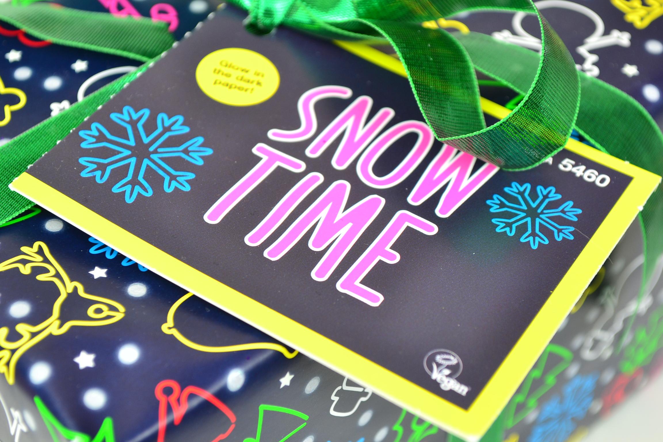 Lush - Snow Time Gift