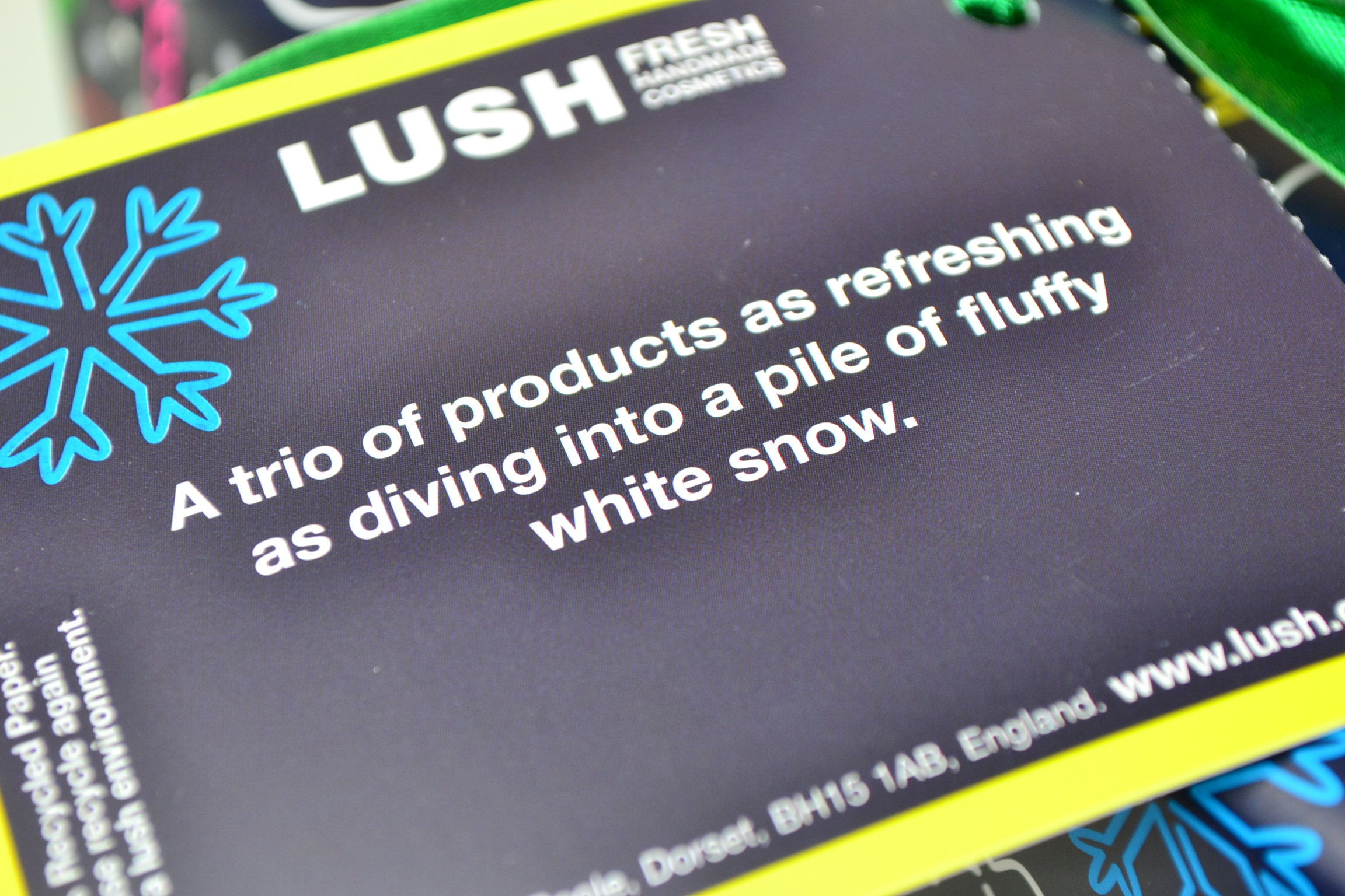 Lush - Snow Time Gifts