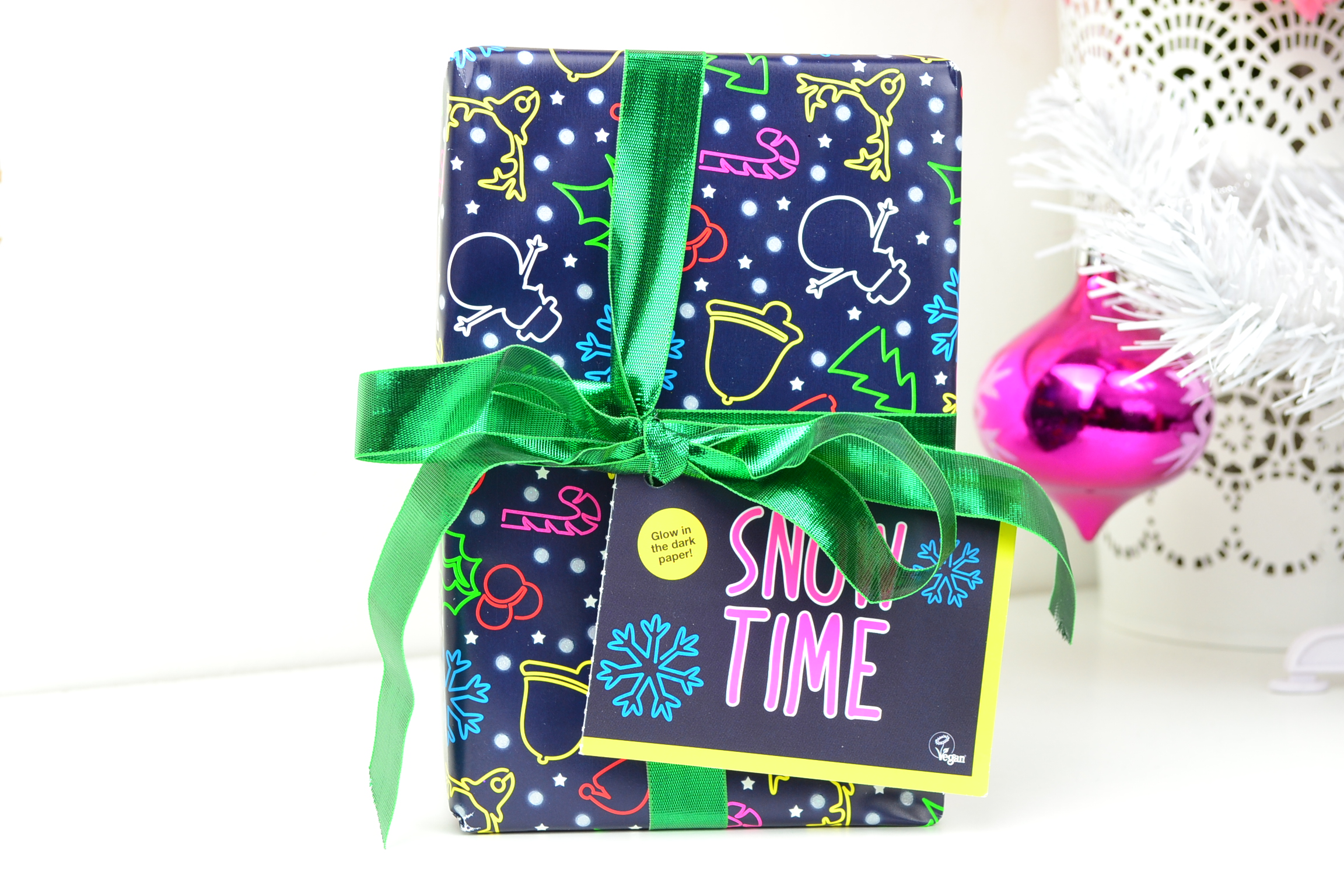 Lush - Snow Time gift Set
