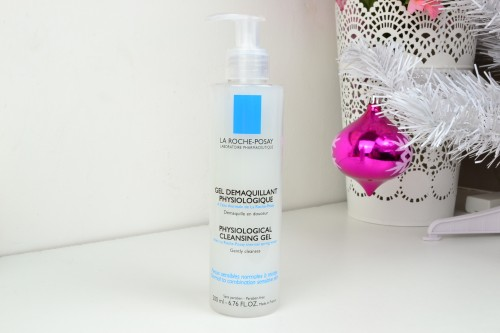 La Roche Posay Physiological Cleansing Gel Review