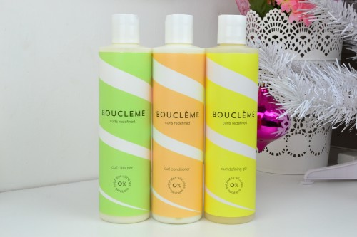 Boucleme Curls Redefined Range