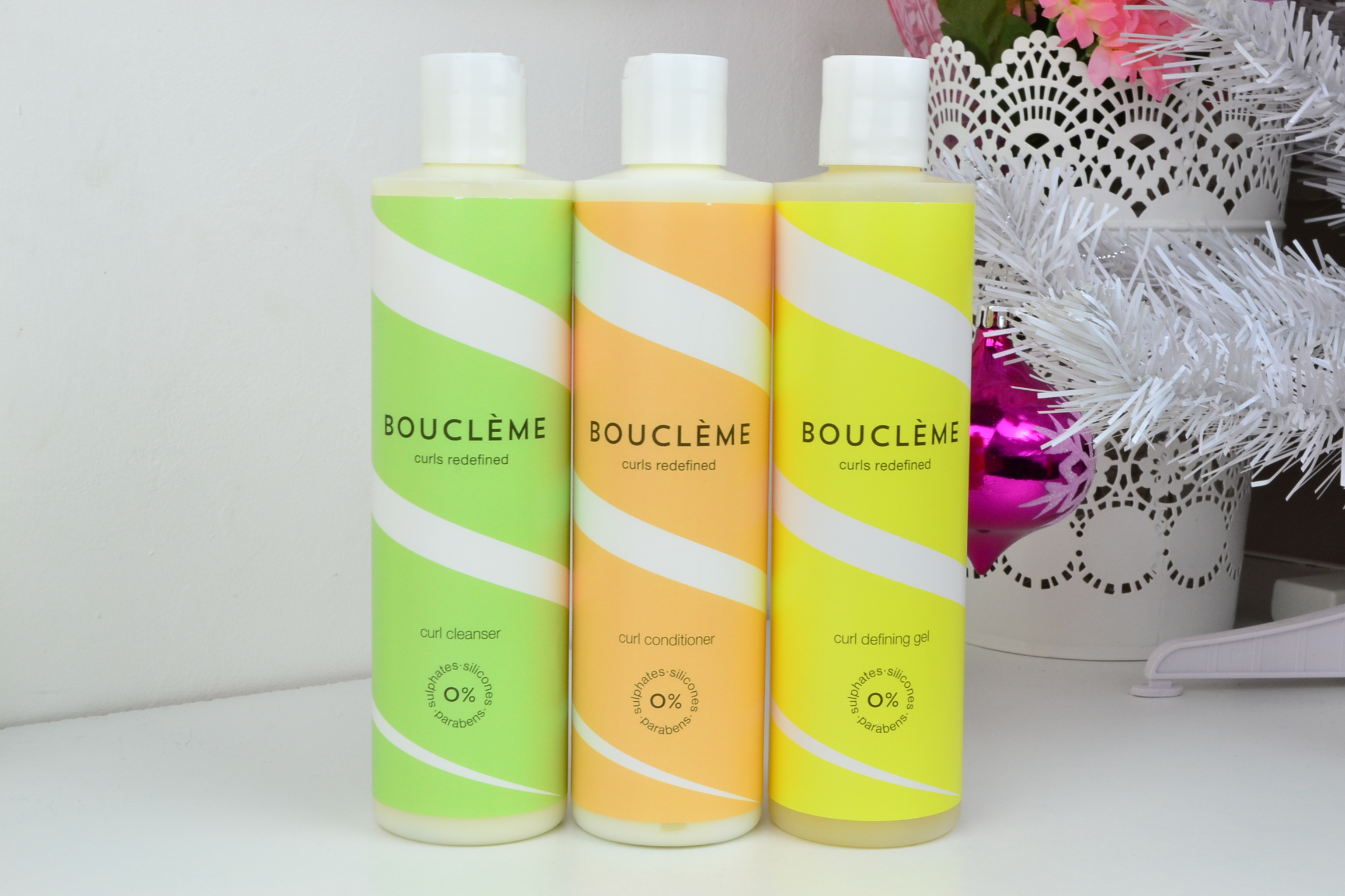 Boucleme Curls Redifined Shampoo Review