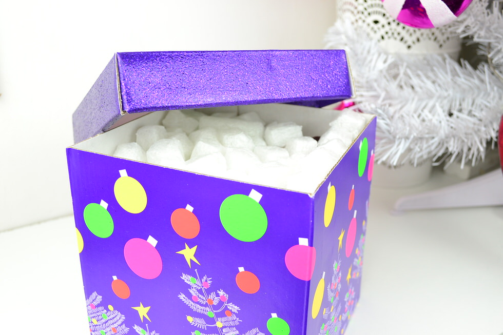 lush gift set beauty blogger