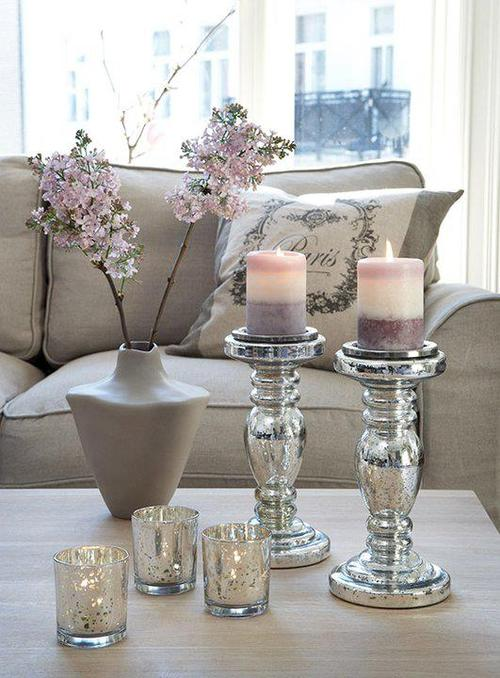 coffee table pretty