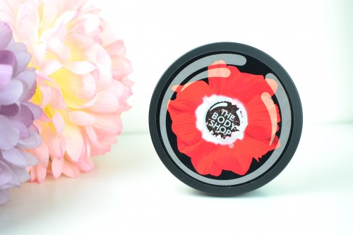 The Body Shop Smoky Poppy Body Butter Review