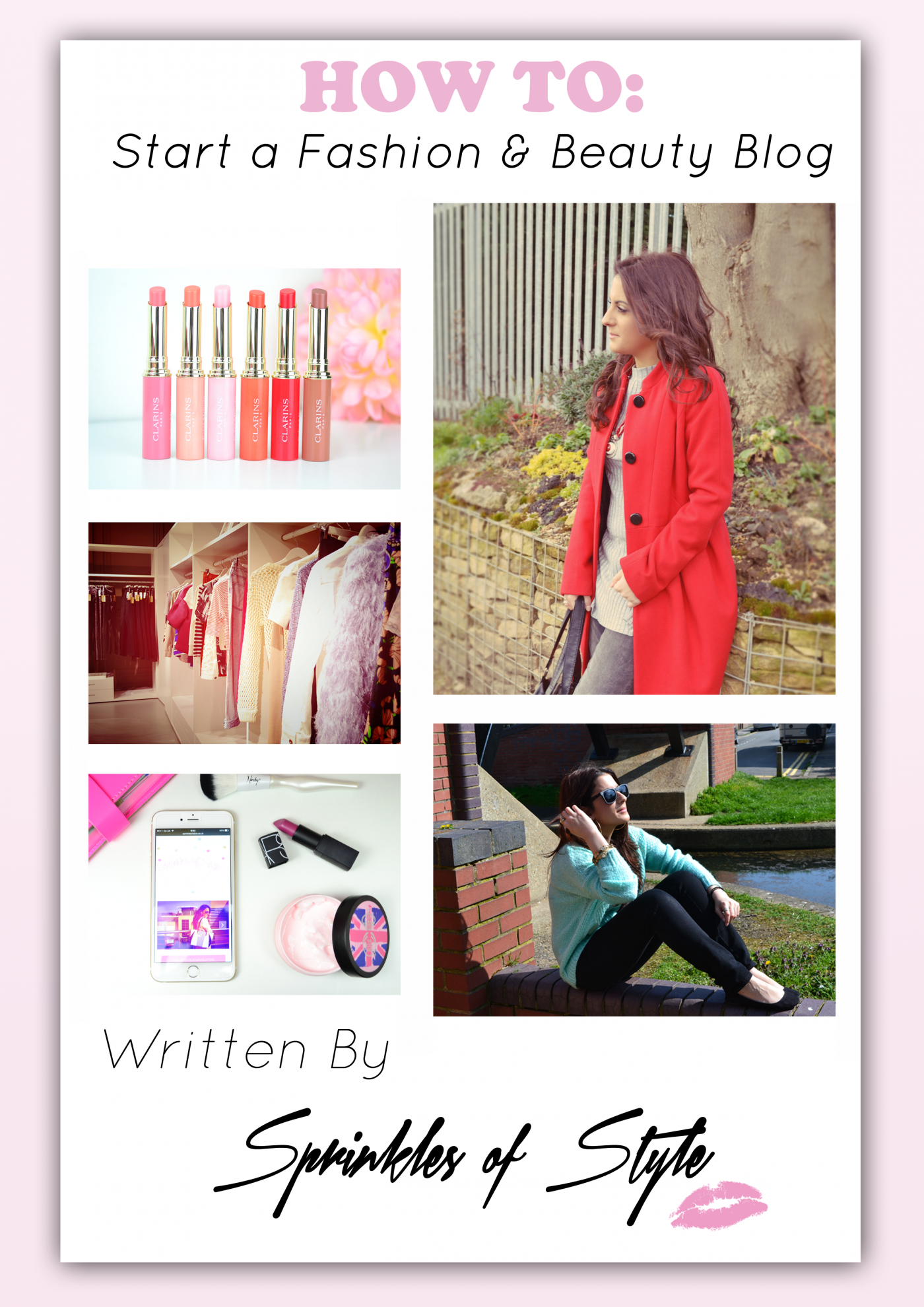 How To Start A Fashion And Beauty Blog Sprinkles Of Style