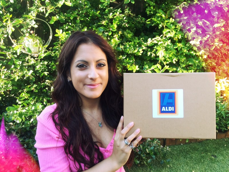 Take A Look At – Aldi Beauty Products