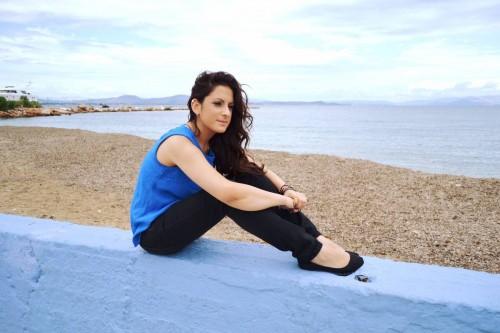 In Greece, We Wear Blue!