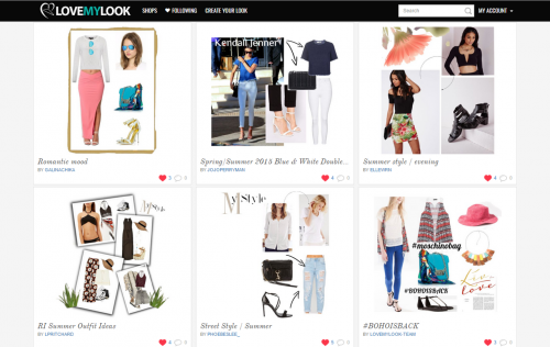 Lovemylook Fashion Platform
