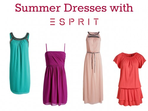 Summer Dresses with Esprit