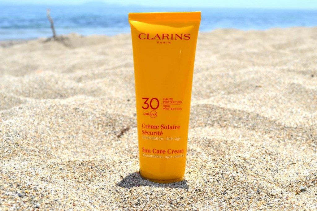 clarins-sun-care-cream
