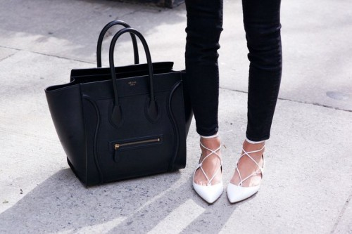 Why you NEED Flat Lace Up Shoes