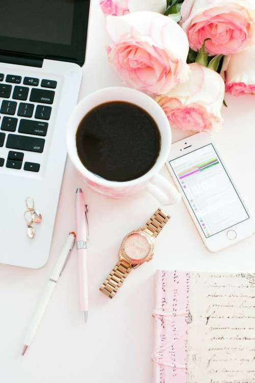 How To Keep Organised as a Blogger