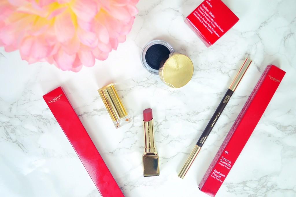 clarins autumn 2015 makeup