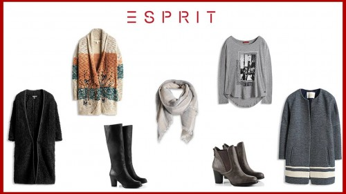 Autumn with Esprit