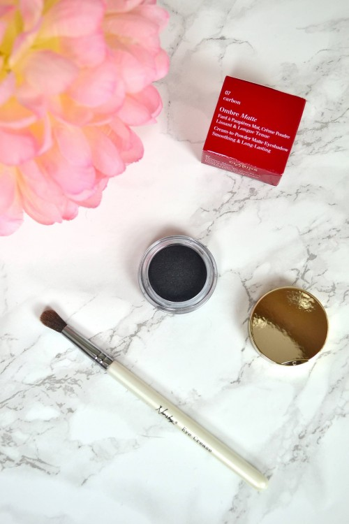 Clarins Ombre Matte Eye Shadow Review