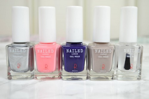 Nailed London Nail Polish Collection