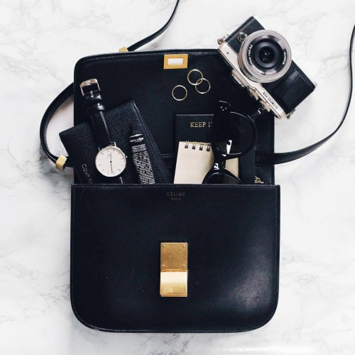 Blogger Handbag Essentials