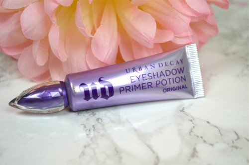 Urban Decay Eyeshadow Primer Review