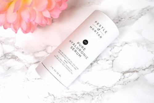Pestle and Mortar Hyaluronic Serum Review