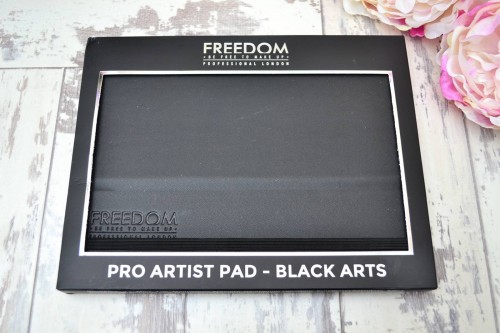 Freedom Makeup Pro Artist Pad Review