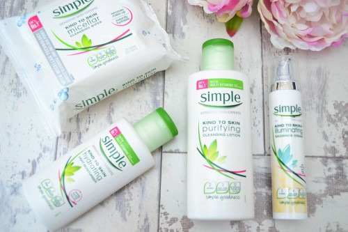 Be Kind To Skin With Simple Skincare