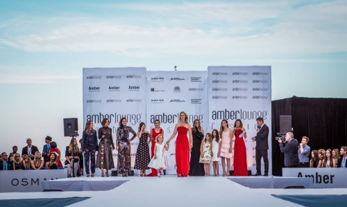 Amber Lounge Fashion Show 2016 Monaco