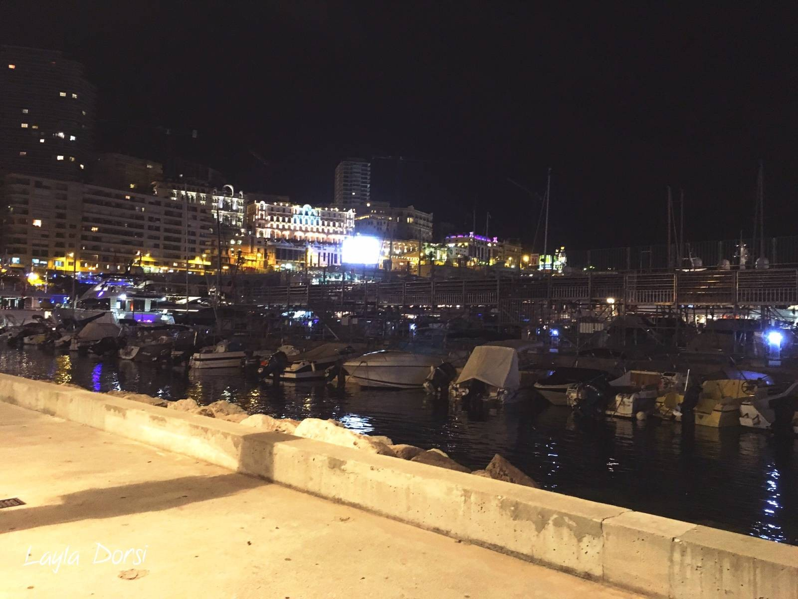 monaco-at-night