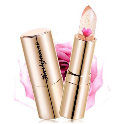 lipstick-with-flowers