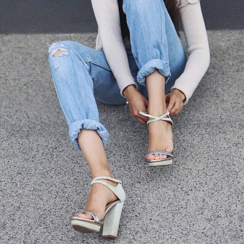 Jeans In Summer