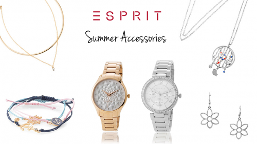 Summer Accessories with Esprit