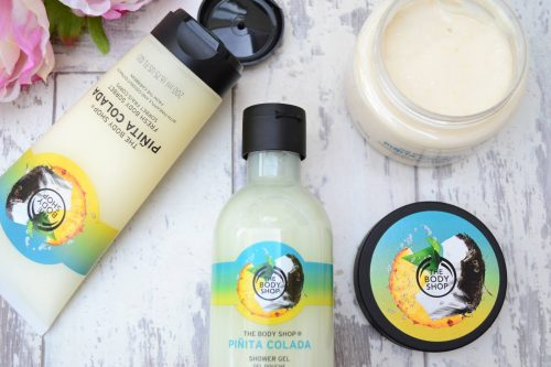 The Body Shop Pinita Colada Range