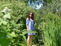 blue-tile-print-dress-fashion-blog