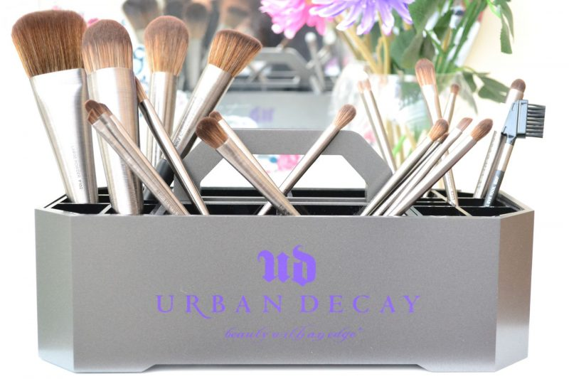 Urban Decay Pro Brushes Review