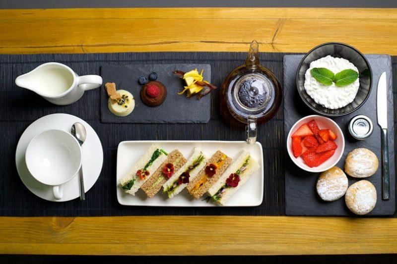 La Suite West Vegan Afternoon Tea Review