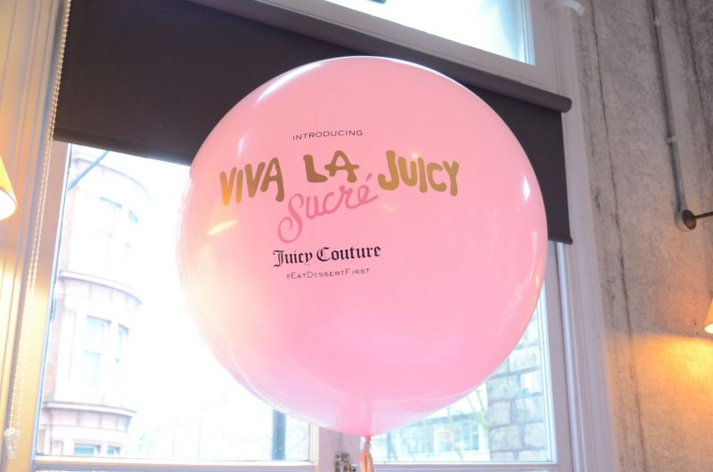 Viva La Juicy Sucre Juicy Couture UK Launch