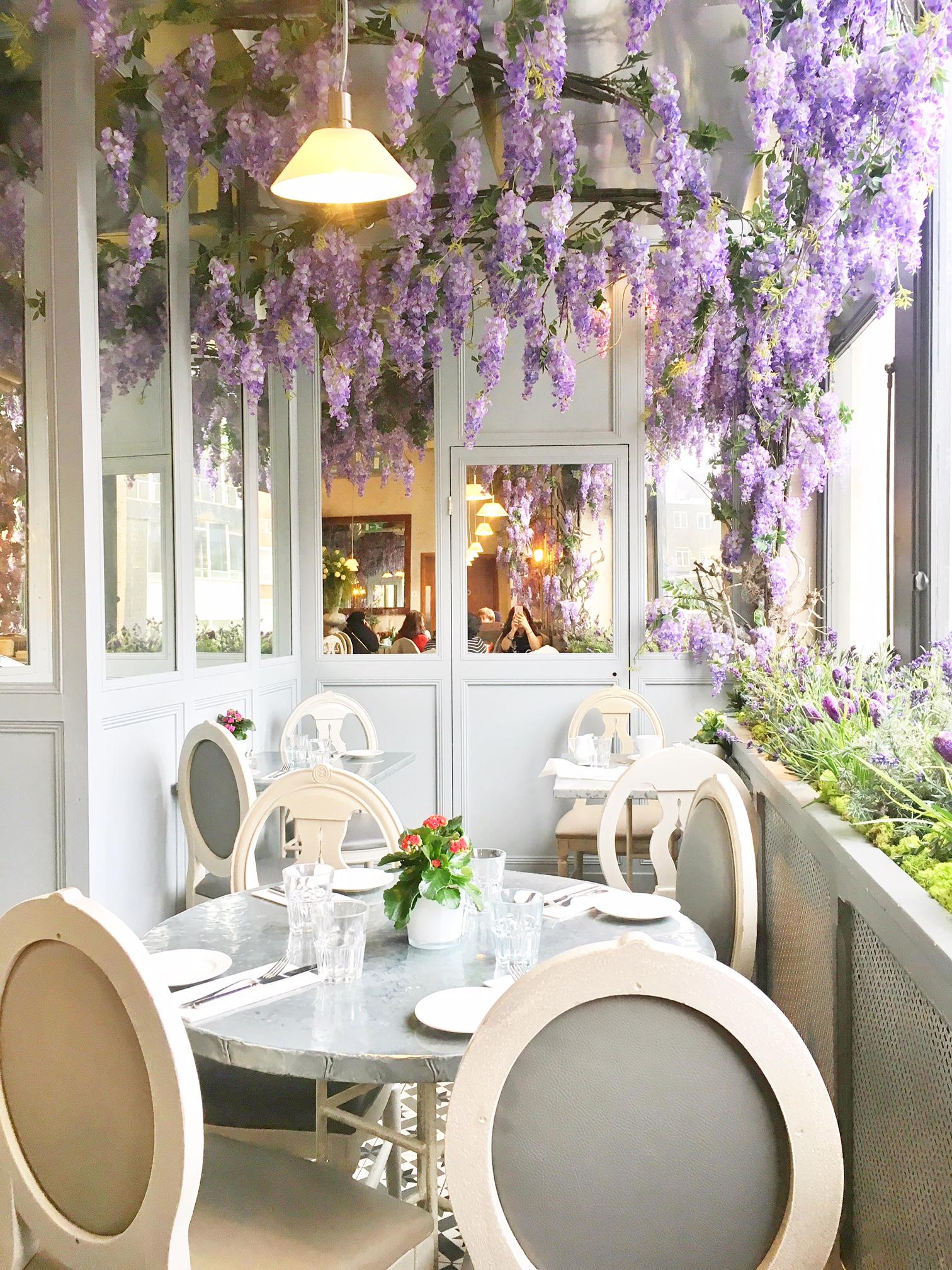 Aubaine Restaurant Selfridges London