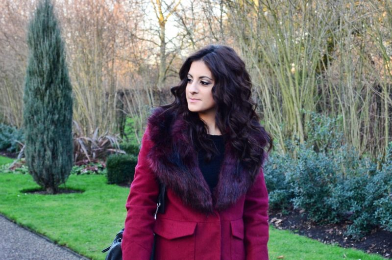 The Little Red Coat