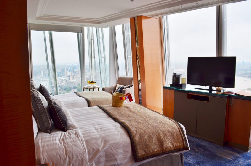 Shangri-La Hotel At The Shard, London Review