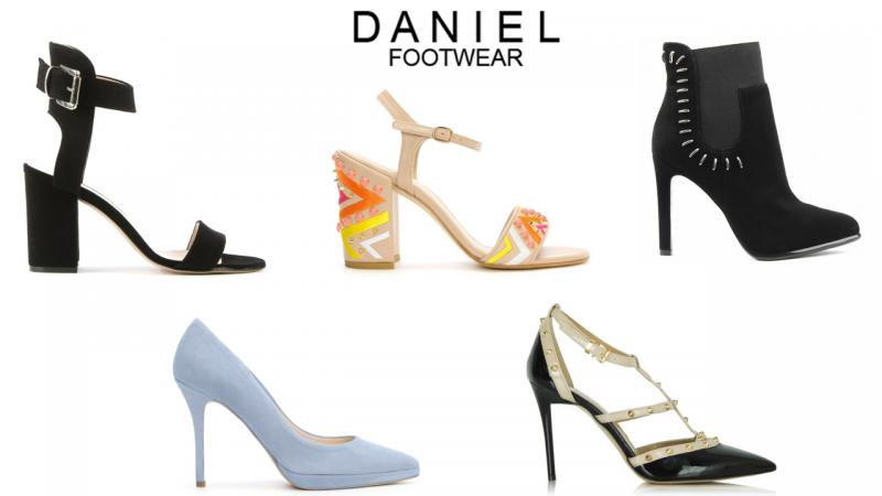 Daniel Footwear – Wishlist