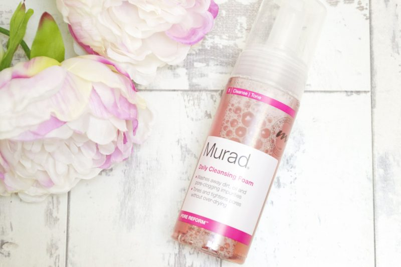 Murad Daily Cleansing Foam (Review)