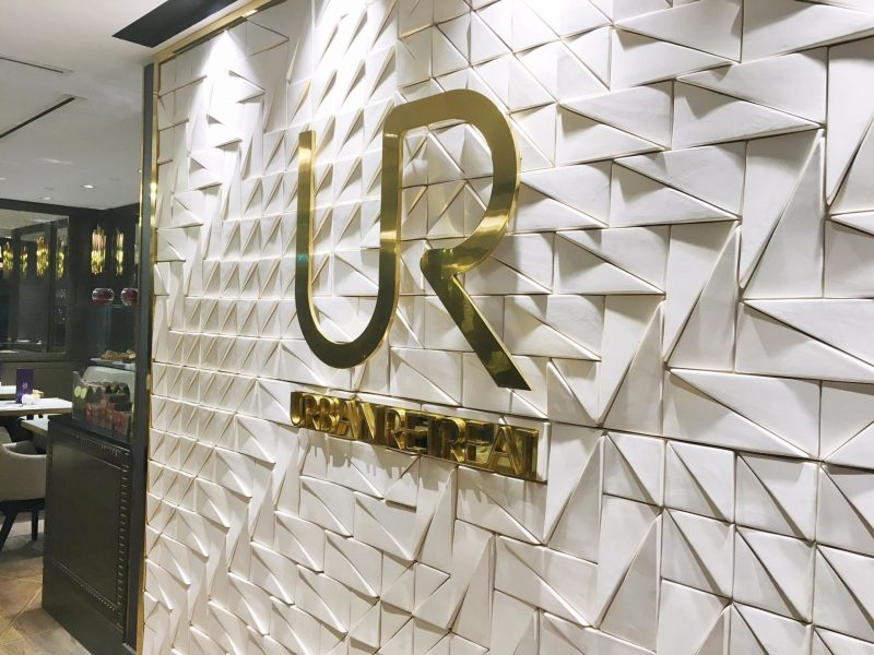 Harrods Urban Retreat Cafe and Spa London (With Murad Skincare)