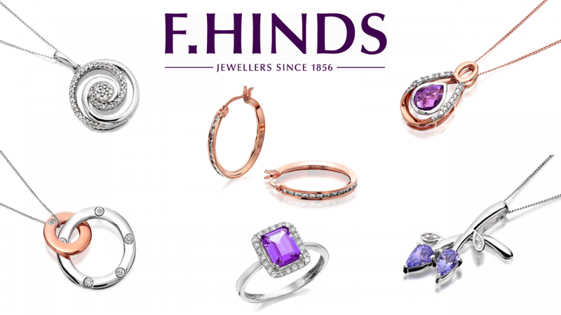 F Hinds Jewellery Wish List