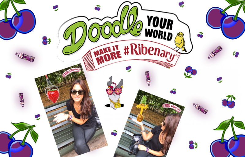 Doodle Your World With Ribena